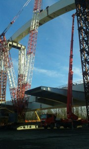 Ivrea  Bronto Skylift 70 mt
