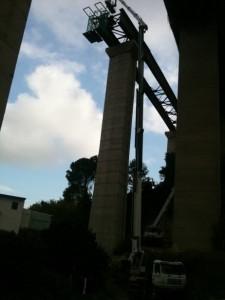 Autostrada Messina-Palermo Svincolo Viale Giostra